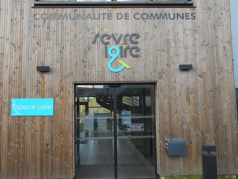 Signalétique CC Sèvre Loire