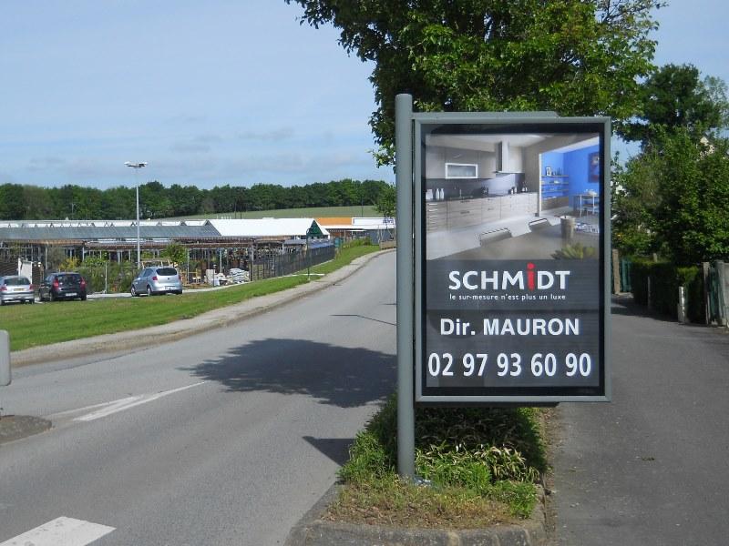 Planimetre pub 2 m² (sucette)